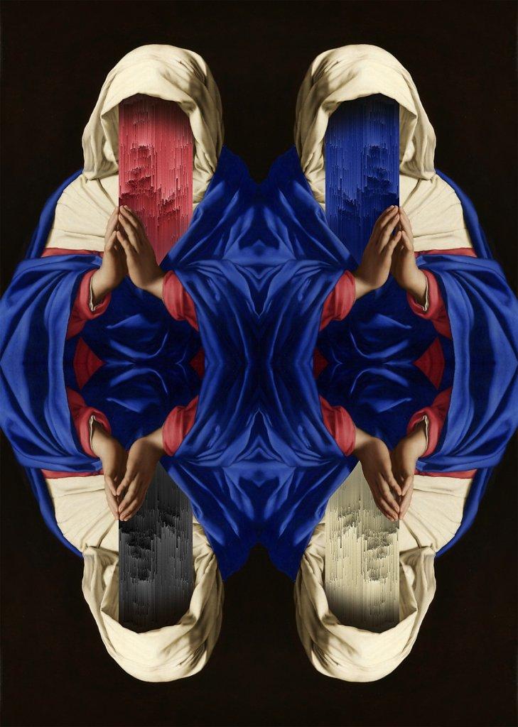 """""""Mi nombre es Giacomo Carmagnola. Trato de recrear imaginarios utilizando una combinación de patrones y fotografías más o menos vintage"""""""