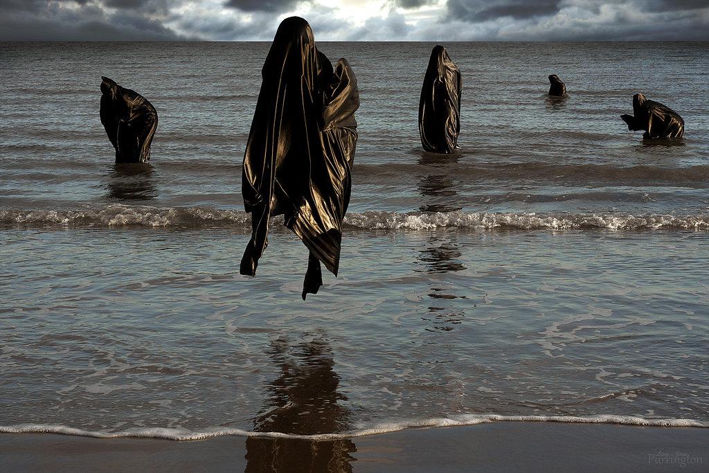lucy jane purrington, surrealismo, fotomanipulación, pesadillas