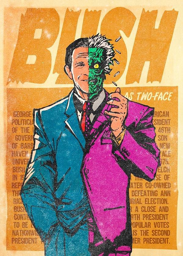 """""""Butcher Billy"""" nos ofrece a través de sus creaciones la única rebelión que nos queda como generación: Imaginar, crear y recrear. Subvertir…"""