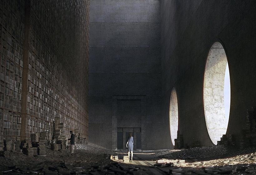Disfruta las poderosas imágenes de Jie Ma, artífice de mundos que sólo los divididos (los escindidos por su propia imaginación) podrían habitar.