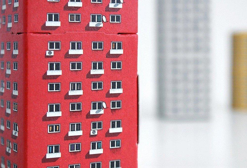 Blokoshka surge para resguardar la memoria arquitectónica polaca tras la caída de la cortina de hierro y preservar edificios construidos en masa tras la Guerra