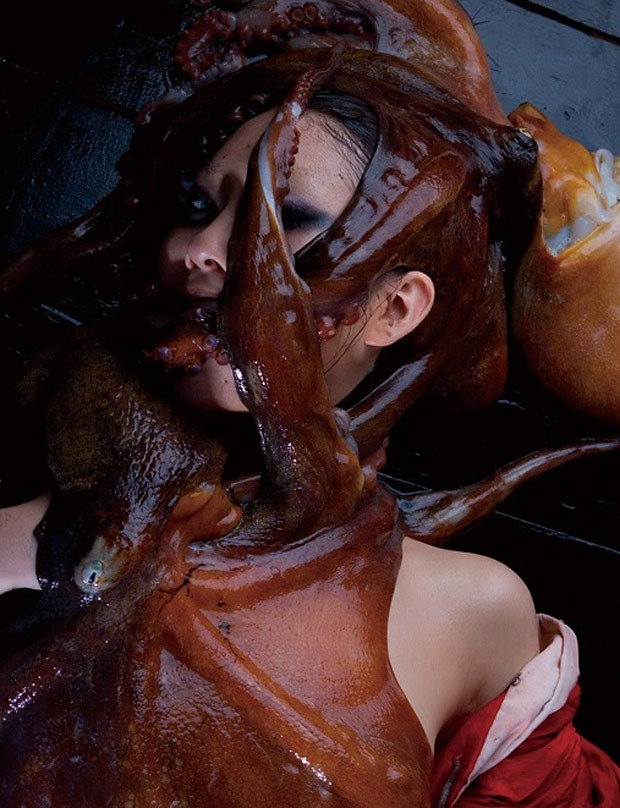 Daikichi Amano erotic photography nightmares gore horror japan Psychoanalytic theory surrealism terror