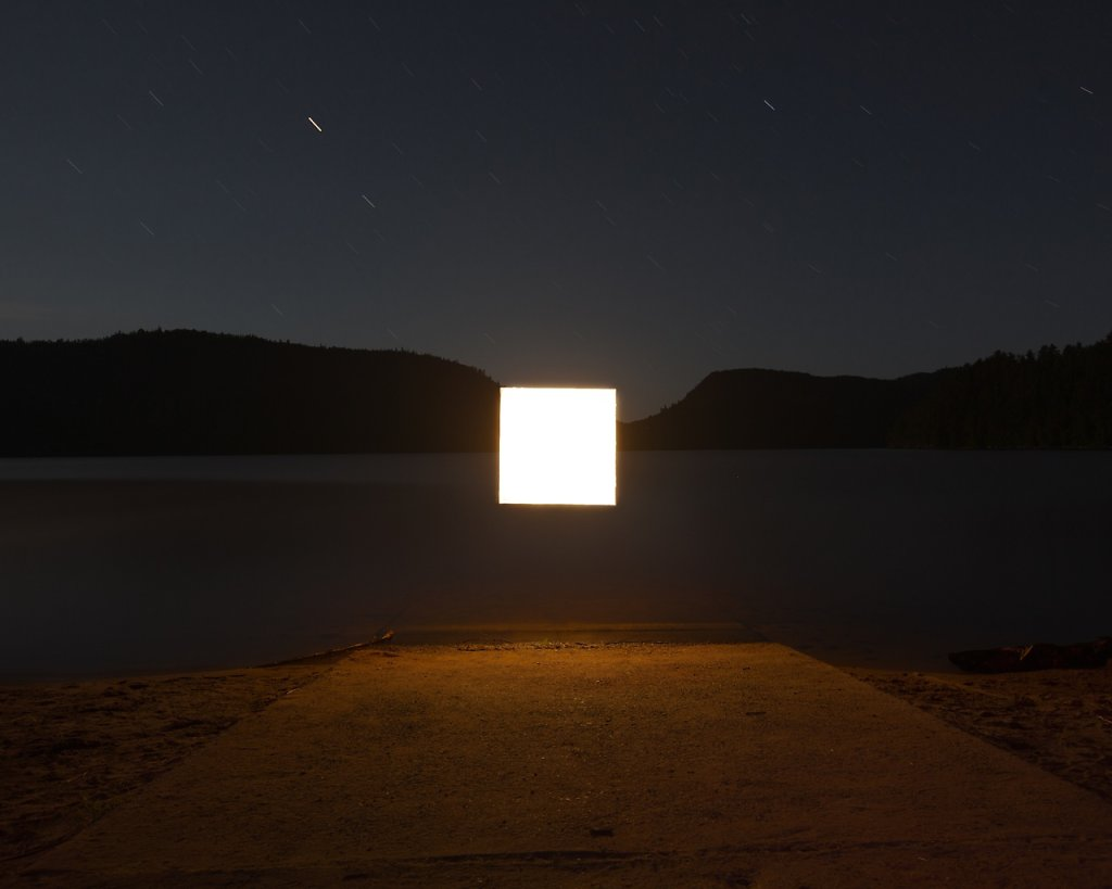 """""""Benoit Paille"""" photography art fascinating chiaroscuro surreal """"abandoned landscapes"""" colorful light dystopia"""