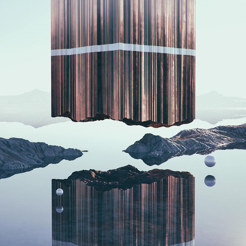 """Filip Hodas"" ""daily renders"" cinema4d art digital illustration surreal amazing scifi dystopia"