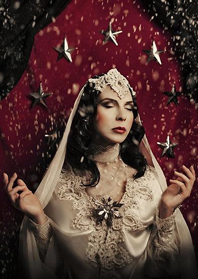 """Kasia Widmanska"" Photograpy Artist ""Katarzyna Konieczka"" Fashion Design ""Contemporary Art"" costumes surreal symbols religion"