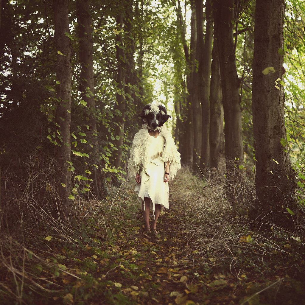 """Laura Williams"" surreal haunting photography dreams ""lost innocence"" animals artist photographer"