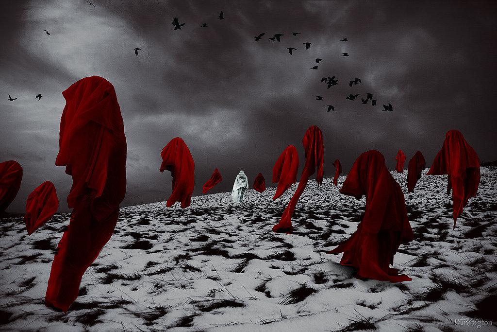 """Lucy Jane Purrington"" surreal haunting photography dreams nightmares dark artist photographer"