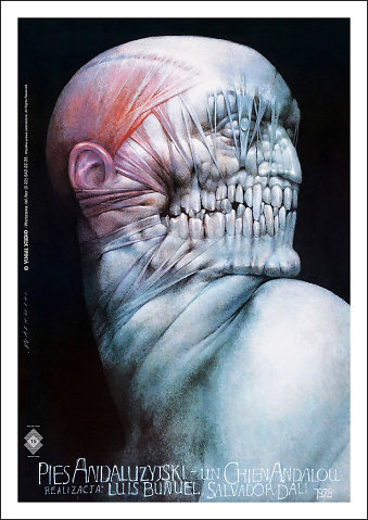 wieslaw-walkuski-horror-illustrations-contemporary-art-mixed-techniques-poster-design-surreal-deformed-bodies
