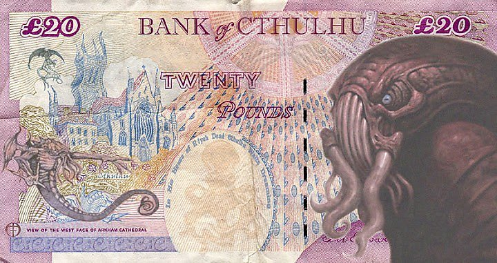cthulhu-fantasy-science-fiction-currency-bills-coins-fictional-bank-notes-dystopian-money