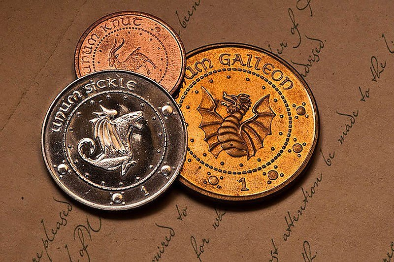 harry-potter-fantasy-science-fiction-currency-bills-coins-fictional-bank-notes-dystopian-money