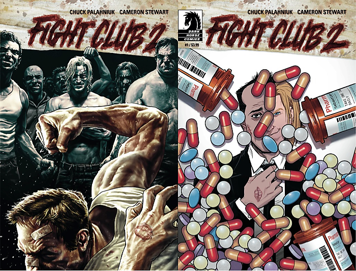 fight-club-tyler-durden-chuck-palahniuk-movie-comics-dystopian-surreal-social-criticism-mental-break-psychosis-schizophrenia-multiple-personalities-disorder