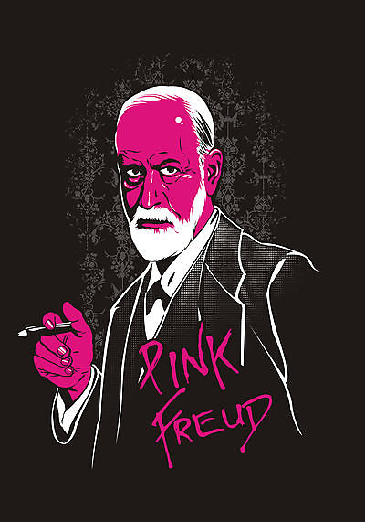 pink-freud-by-dracolagem-collage-illustration-photomanipulation-contemporary-art-surreal-tribute